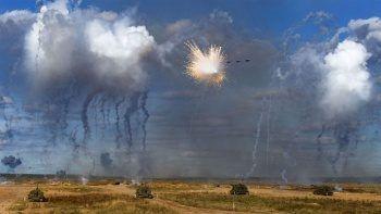 Belarus ve Rusya'dan ortak tatbikat! NATO'yla gerilim tırmanıyor