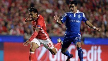 Benfica Dinamo Kiev maçı kaç kaç bitti? Şampiyonlar Ligi Benfica Dinamo Kiev maç sonucu