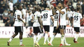 Beşiktaş - Borussia Dortmund maçının ilk 11'leri belli oldu