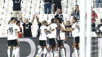 Beşiktaş devler sahnesinde