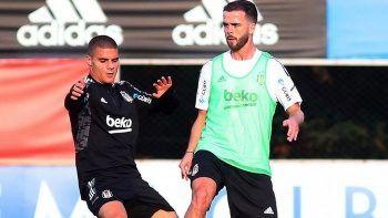 Beşiktaş'ın dünyaca ünlü yıldızı ilk maçına çıkıyor