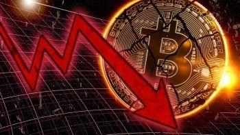 Bitcoin için çöküş başladı: Yatırımcının gözü kritik seviyede