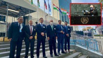 BM Genel Kurulu'nda Covid-19 paniği!