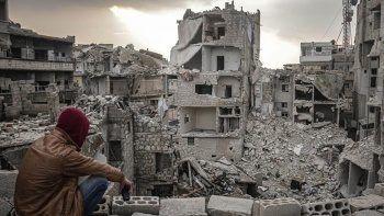 BM Suriye'deki iç savaşın bilançosunu açıkladı