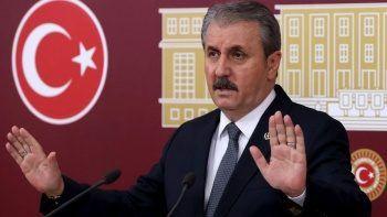 Mustafa Destici: Meral Akşener'in görevi CHP'ye seçim kazandırmak mı?