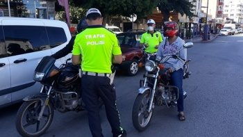 İçişleri trafikte kural tanımazlığa izin vermedi!