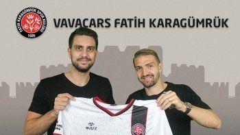 Caner Erkin, Fatih Karagümrük'te! Son dakika transfer haberleri