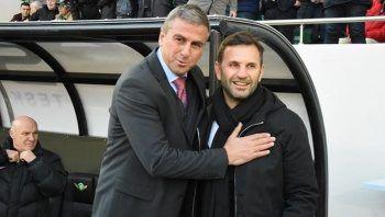 Çaykur Rizespor'un yeni teknik direktörü Hamza Hamzaoğlu oldu