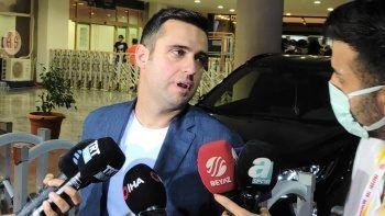 """Ceyhun Kazancı: """"Bizim ayarlarımızı bozmak o kadar kolay değil"""""""