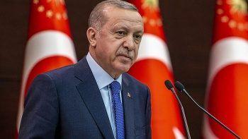 """Erdoğan: ABD de NATO müttefikiyiz, terör örgütlerine yardım bizi üzer"""""""