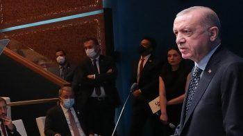 Cumhurbaşkanı Erdoğan: Bizim terör örgütlerine kaptıracak tek bir evladımız yoktur