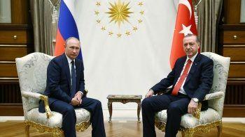 Cumhurbaşkanı Erdoğan'ın 'Kırım' açıklaması Rusya'yı rahatsız etti