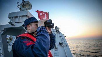 Deniz altından Yunanistan'a kaçan FETÖ üyeleri yakayı ele verdi