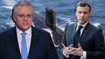 Denizaltı krizi büyüyor: Fransa'nın 'ihanet' suçlamasına Avustralya'dan cevap