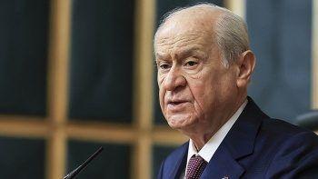 Devlet Bahçeli'den 'Laiklik anayasadan çıkarılsın' önerisine sert tepki