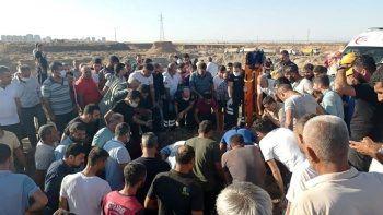 Diyarbakır'da kanala düşen oğlunu kurtaran baba kendi canından oldu
