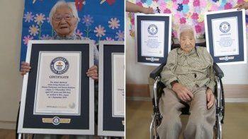 Dünyanın en yaşlı tek yumurta ikizleri 107 yaşında tescillendi