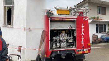 Elektrikli battaniye yangını kimsesiz adamın sonu oldu: Cenazeye Sosyal Hizmetler sahip çıktı
