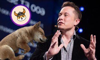 Elon Musk'ın köpeği heyecanlandırdı: Kripto para yüzde 85 değer kazandı