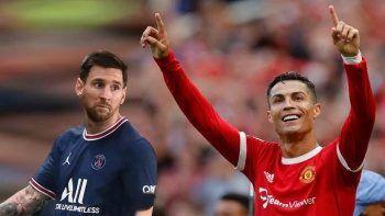Messi'ye bir gol daha! Zirveyi Ronaldo kaptı