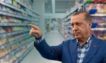 Erdoğan'dan fahiş fiyat uyarısı: Tarladan markete denetimler sürecek