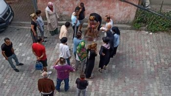 Eski sevgili dehşeti: Yardım çığlıkları sokağı inletti