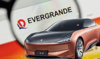 Evergrande yangını otomobil üretimine sıçradı: Bazı projeler durdu