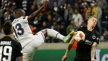 Fenerbahçe, Frankfurt'u elinden kaçırdı! UEFA Avrupa Ligi | Maç sonucu: 1-1
