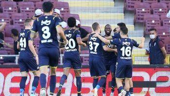 Fenerbahçe, Hatayspor'u deplasmanda devirdi! 1-2