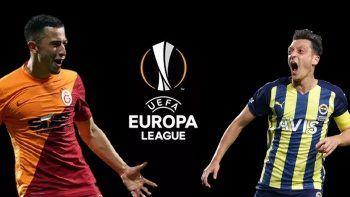Fenerbahçe ve Galatasaray Avrupa'da sahne alıyor