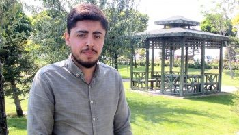 Filistinli tıp öğrenci kayboldu