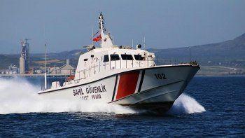 Firari FETÖ'cü fiber teknede yakalandı