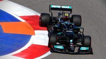 Formula 1 Rusya GP kazananı Lewis Hamilton tarihe geçti!