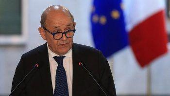 Fransa'dan ABD ve Avustralya için 'eski ortak' nitelemesi