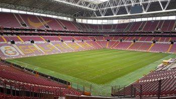 Galatasaray'a Lazio maçı öncesi stat müjdesi!