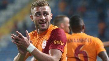 Galatasaray'da Barış Alper Yılmaz ameliyat edildi