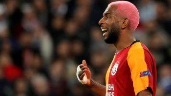 Galatasaray'ın Tony Vilhena transferine Ryan Babel engeli! Son dakika transfer haberi...