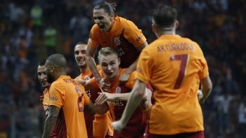 Galatasaray, Lazio'yu evinde devirdi! UEFA Avrupa Ligi | Maç Sonucu: 1-0