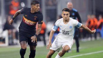 Galatasaray, Marsilya'yı elinden kaçırdı! Maç Sonucu: 0-0