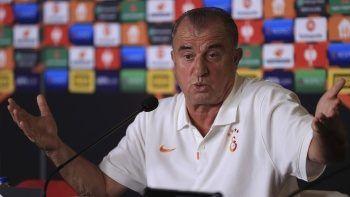 Galatasaray Teknik Direktörü Fatih Terim'den Marcao ve Nelsson'a övgü