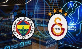 Galatasaray ve Fenerbahçe'ye BIST şoku: Endeksten çıkarıldılar
