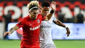 Gaziantep FK, Antalyaspor'u evinde devirdi!
