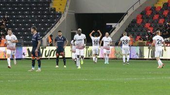 Gaziantep FK, Muhammet Demir ile güldü! Maç Sonucu: 1-0