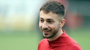 Halil Dervişoğlu: Bu sezon gelmek istediğim yer Galatasaray'dı
