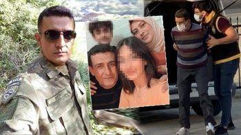 Hatay'da ailesini katleden cani baba tutuklandı! 7 sayfalık cinayet gerekçesi şoke etti