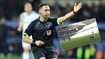 Hatayspor-Fenerbahçe maçında tartışılan karar! Penaltı...