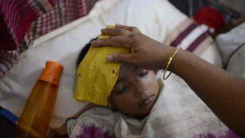 Hindistan'da dang humması alarmı: 50 kişi öldü