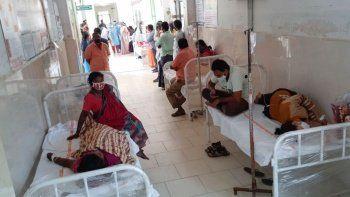 Hindistan'da 'Gizemli ateş' çoğunluğu çocuk en az 50 kişi öldü