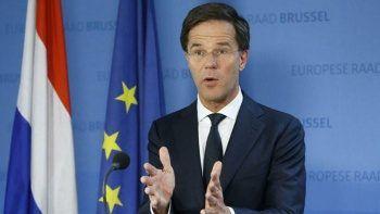 Hollanda Başbakanı Mark Rutte'ye karşı suikast endişesi