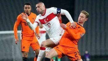 Hollanda ile final niteliğinde maça çıkıyoruz